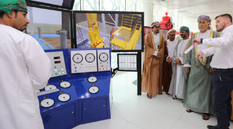 New Oman Institute of Oil and Gas (instOG) features Drilling Systems' simulators