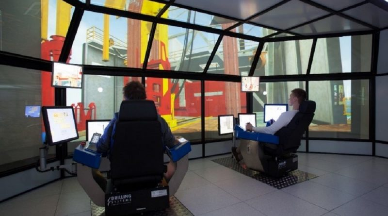 Simulators aid training and improve safety in drilling operations