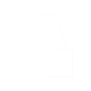 Cyber Chair Icon White