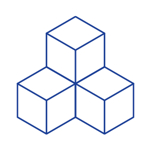 Knowledge Icon Blue