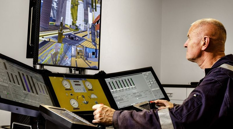 Gaming technology inspires latest generation of On The Rig (OTR) drilling simulator