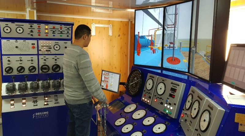 Drilling Systems provides simulation systems for Nabors' new training centre in Kazakhstan