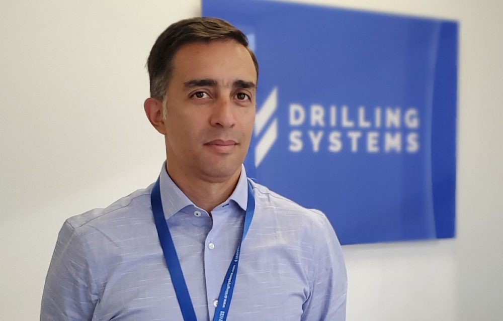 Juan Valdivieso, new business development manager for Drilling Systems' Latin American region