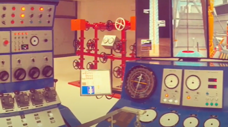 Simulator technology helps Angola raise standards in vocational oil and gas training
