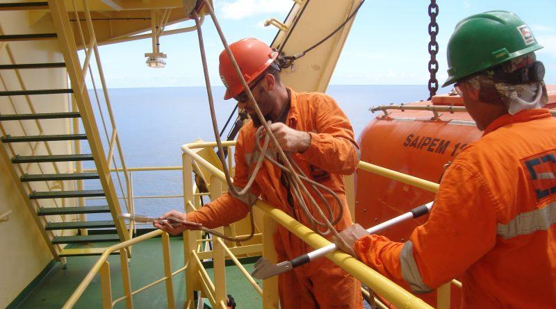 Survivex's onboard training service