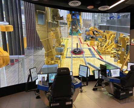 DrillSIM:6000 drilling and well control simulator