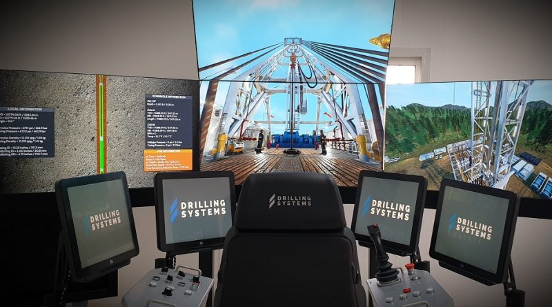 Saipem invests heavily in staff competency with new world-leading simulator technology