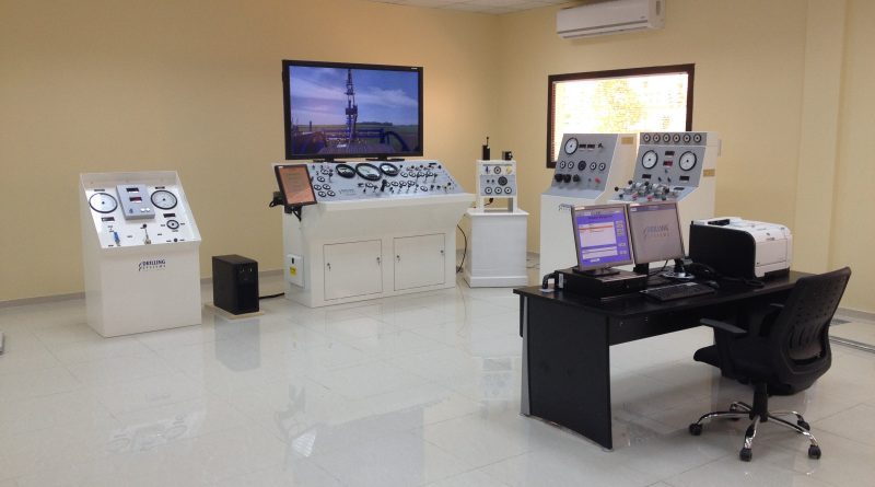 The hardware consoles for Drilling Systems' CTS:5000 well intervention simulator for coiled tubing operations