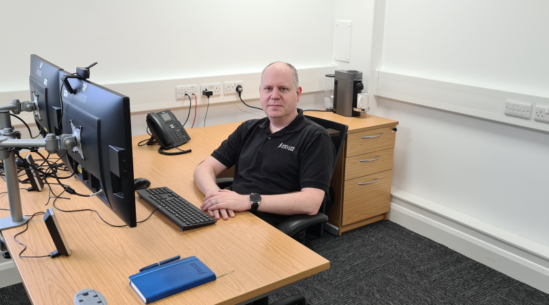 Meet Drilling Systems' global technical support manager Keith Medhurst